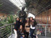 Visita de estudo a Madrid
